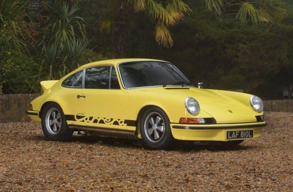 1973 Porsche 2.7RS Carrera