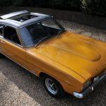 Ford-Capri-3000GT-XLR top view