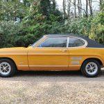 Ford-Capri-3000GT-XLR yellow