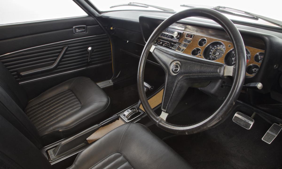 Resultado de imagem para ford capri 3000 interior