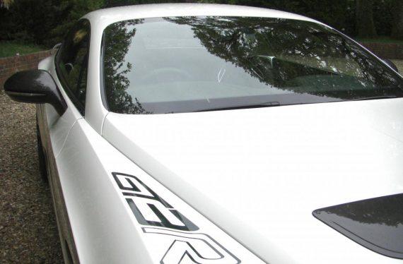 GT3-R white