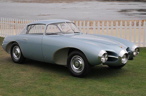 1952 Berlina Aeordynamica Technica BAT 1