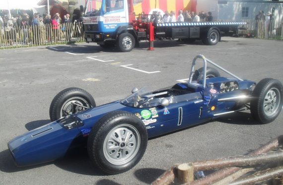 formula junior car