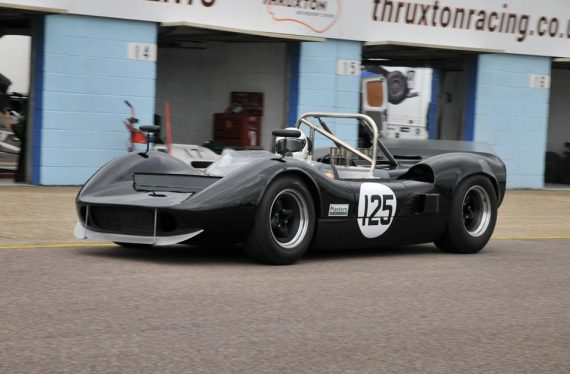 The Easter Revival at Thruxton Race Track