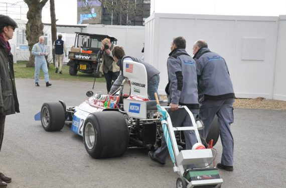 penske pc3 goodwood ran by lca