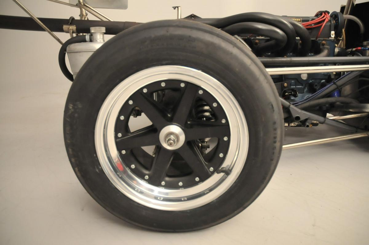 ... March 743 Classic Formula 3 wheel ...