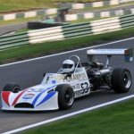 March 743 ex Tom Pryce Classic Formula 3 in race