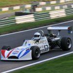March 743 ex Tom Pryce Classic Formula 3 in race