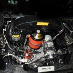 Porsche 356A 1600 Super engine