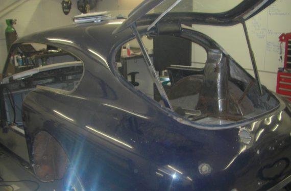 Aston Martin DB2/4 original paint