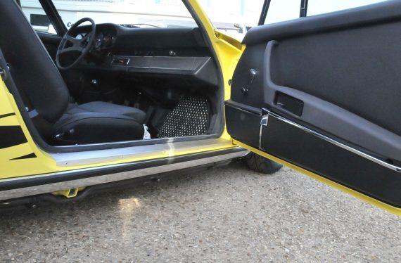 1973 Porsche 2.7 RS doors