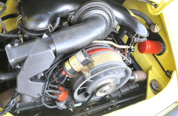 1973 Porsche 2.7 RS engine