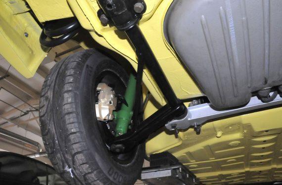 Porsche restoration and re-spray