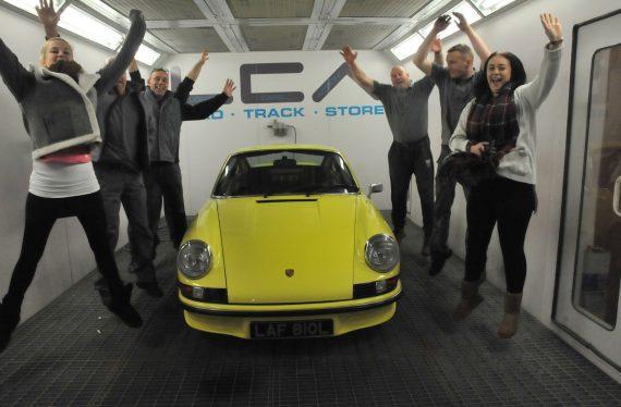 car restoration london lca