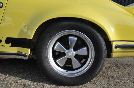 1973 Porsche 2.7 RS wheel