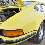 1973 Porsche 2.7RS Carrera back view