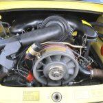 1973 Porsche 2.7RS Carrera engine