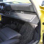 1973 Porsche 2.7RS Carrera inside