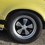 1973 Porsche 2.7RS Carrera wheels