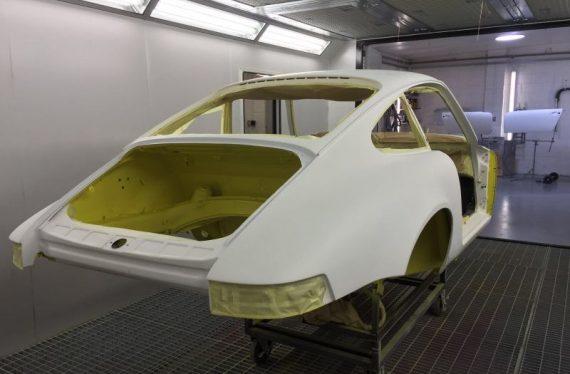 1973 Porsche lca