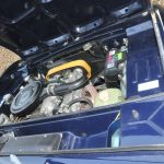 1974 Fiat 124 Sports Coupe 1800 engine