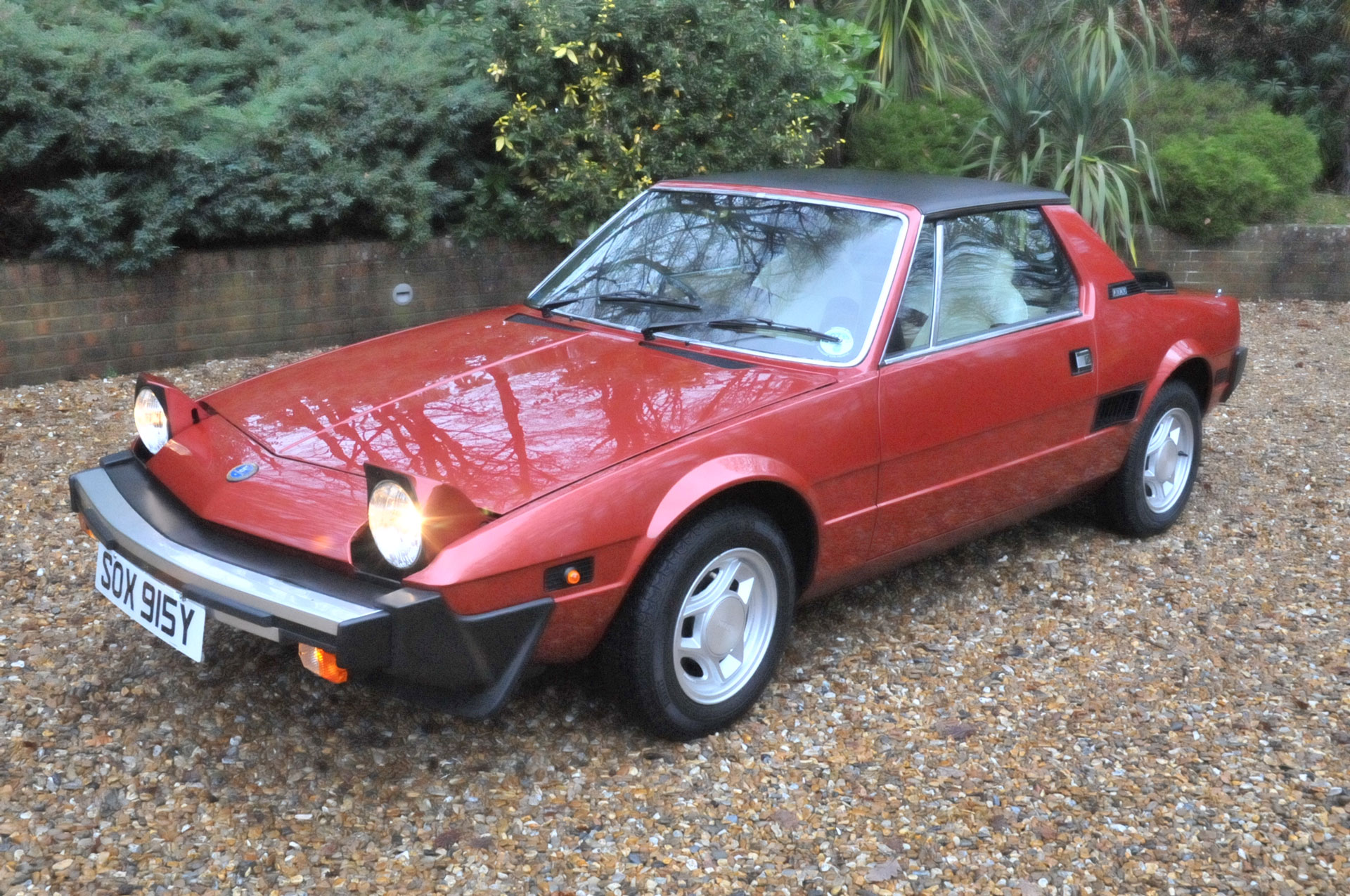 buy or treasures bricklin sport the of junkyard badged a car spider this could img middle bertone pininfarina american autoweek to treasure article buyers during fiat