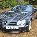 2007 Mclaren Mercedes SLR
