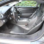 2007 Mclaren Mercedes SLR black interior