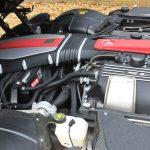 2007 Mclaren Mercedes SLR engine