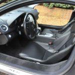 2007 Mclaren Mercedes SLR seats