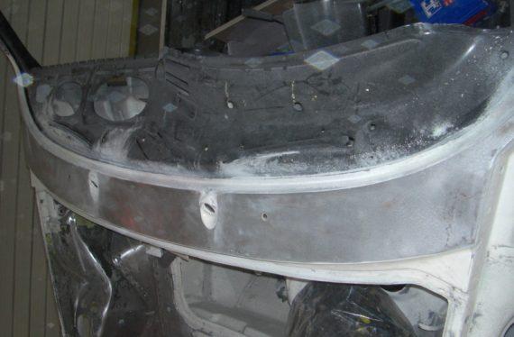 Porsche Bare Metal