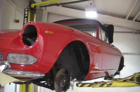 Ferrari-275-GTS at LCA
