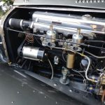 Jaguar SS100 Engine