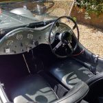 Jaguar SS100 Interior