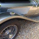Jaguar SS100 Nearside Wing
