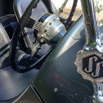 Jaguar SS100 Steering Wheel