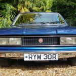 1977 Fiat 130 coupe london