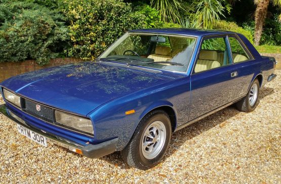 1977 Fiat 130 coupe