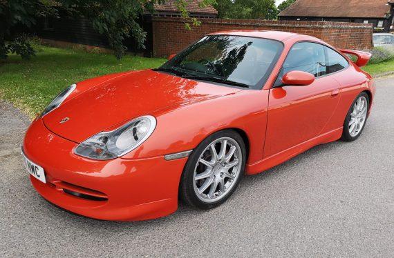 Porsche 996 Mk 1 GT3 LCA