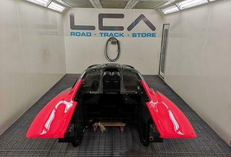 McLaren F1 Repaint