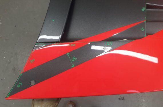 McLaren F1 GTR Repaint