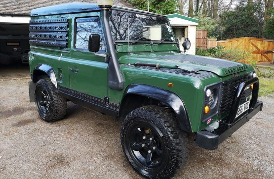1995 Land Rover Defender 90 300TDI