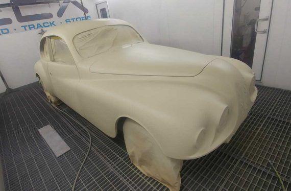 Bristol 401 restoration