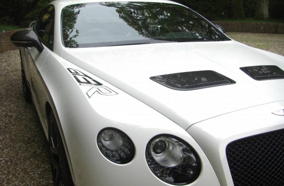 Bentley Continental GT3-R wallpaper