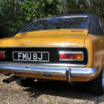 Ford-Capri-3000GT-XLR back