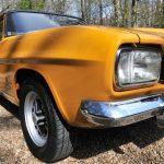 Ford-Capri-3000GT-XLR bumper