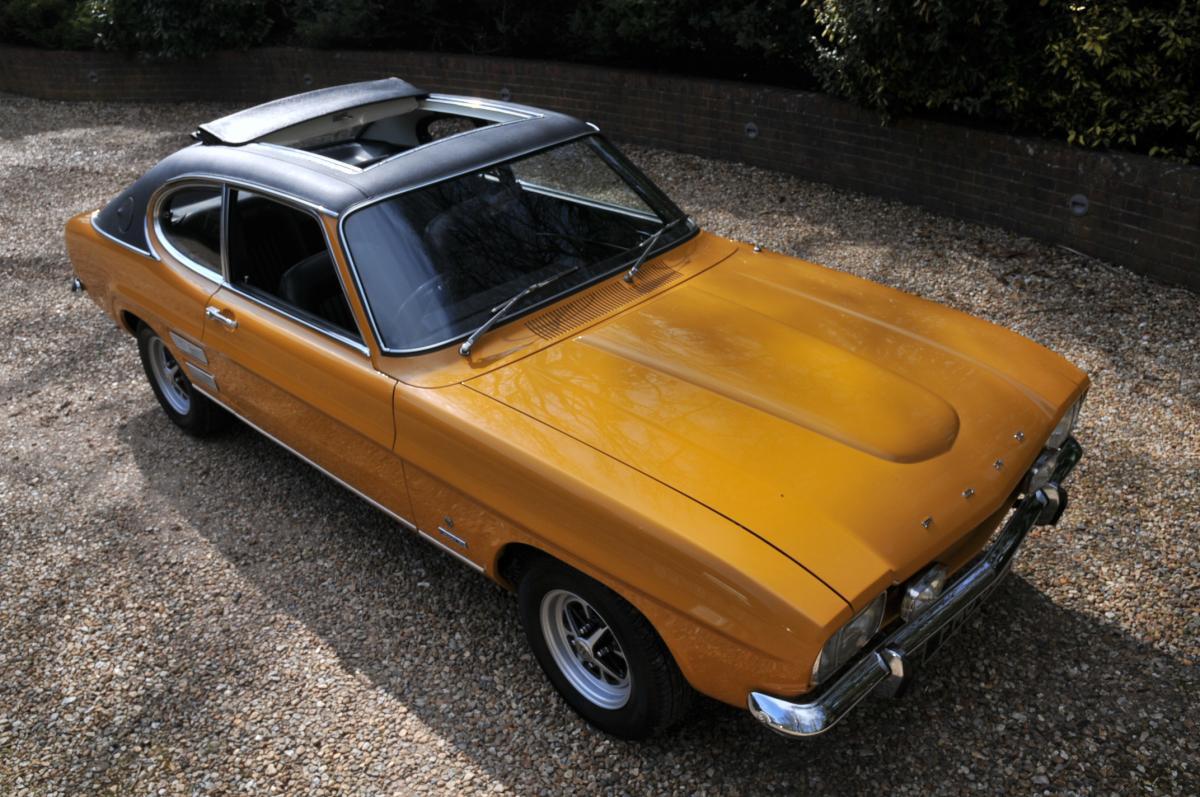 Ford Capri 3000gt Xlr For Sale Lca