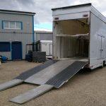 back trailer - right side