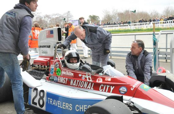 penske pc3 ran at goodwood by lca