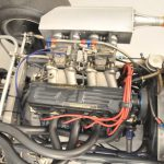 March 743 Classic Formula 3 engine top